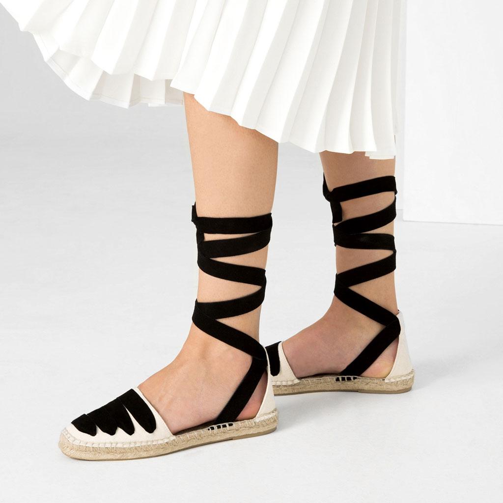 5eddbb8bc56 ΑΓΟΡΕΣ | Στιλάτα καλοκαιρινά παπούτσια για γυναίκες