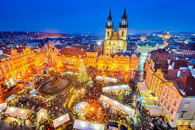 Χριστούγεννα σημαίνει παραμύθι σε αυτές τις 5 Ευρωπαϊκές πόλεις!