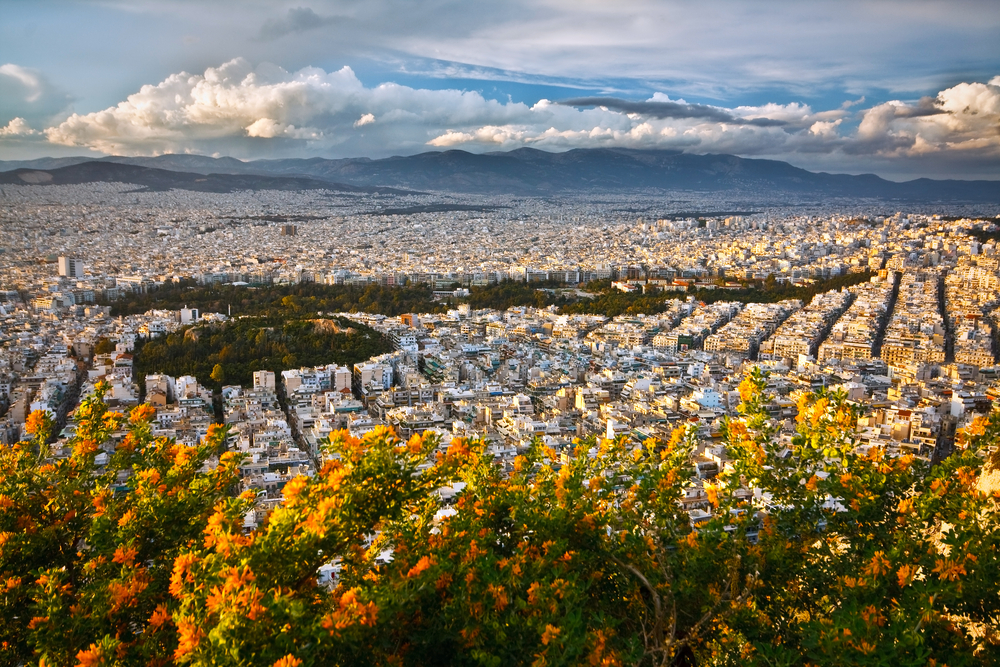 Τα πιο δροσερά σημεία της Αθήνας
