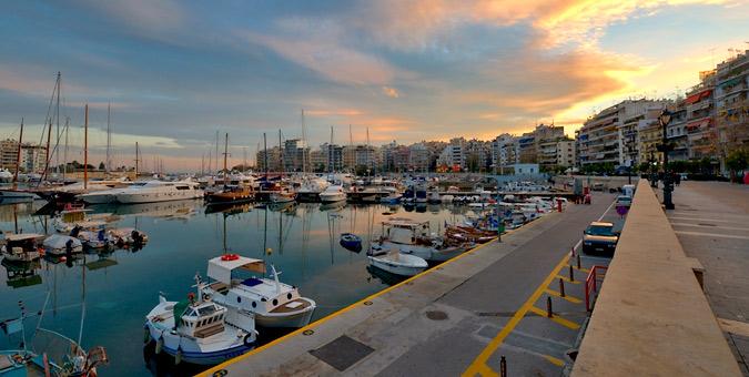 Σφύζει από ζωή!Ποια είναι η ανερχόμενη γειτονιά του Πειραιά;