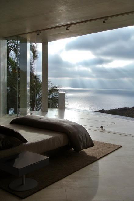 Deco: 15+1 ονειρεμένα δωμάτια με θέα