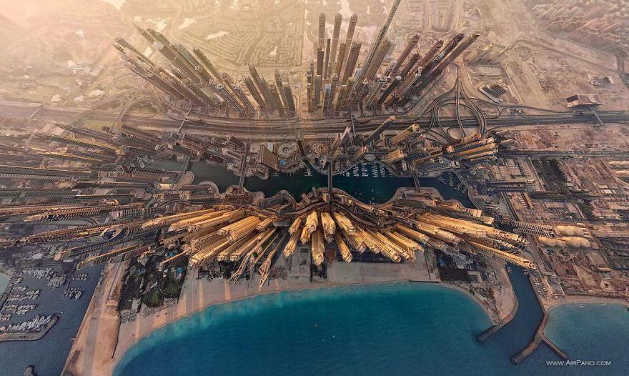 Οι 9+1 πόλεις του κόσμου όπως δεν τις έχετε ξαναδεί!
