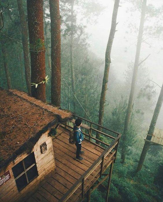 14+1 τρισχαριτωμένα σπιτάκια μέσα στο δάσος που θα θέλαμε να μείνουμε