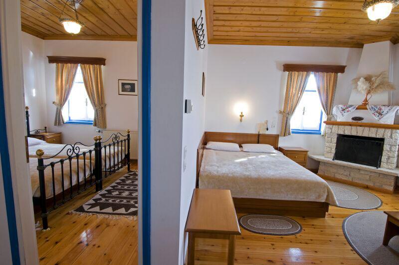 Φθινοπωρινά Σ/Κ με ρομαντζάδα: Σας βρήκαμε σούπερ δωμάτια με τζάκι ως....50€!