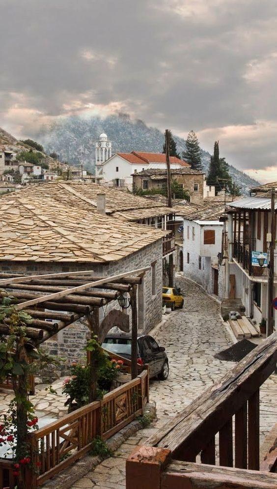 Σεργιάνι στα κουκλίστικα χωριουδάκια της Ορεινής Ελλάδας!Σας δίνουμε ιδέες για το Σ/Κ...
