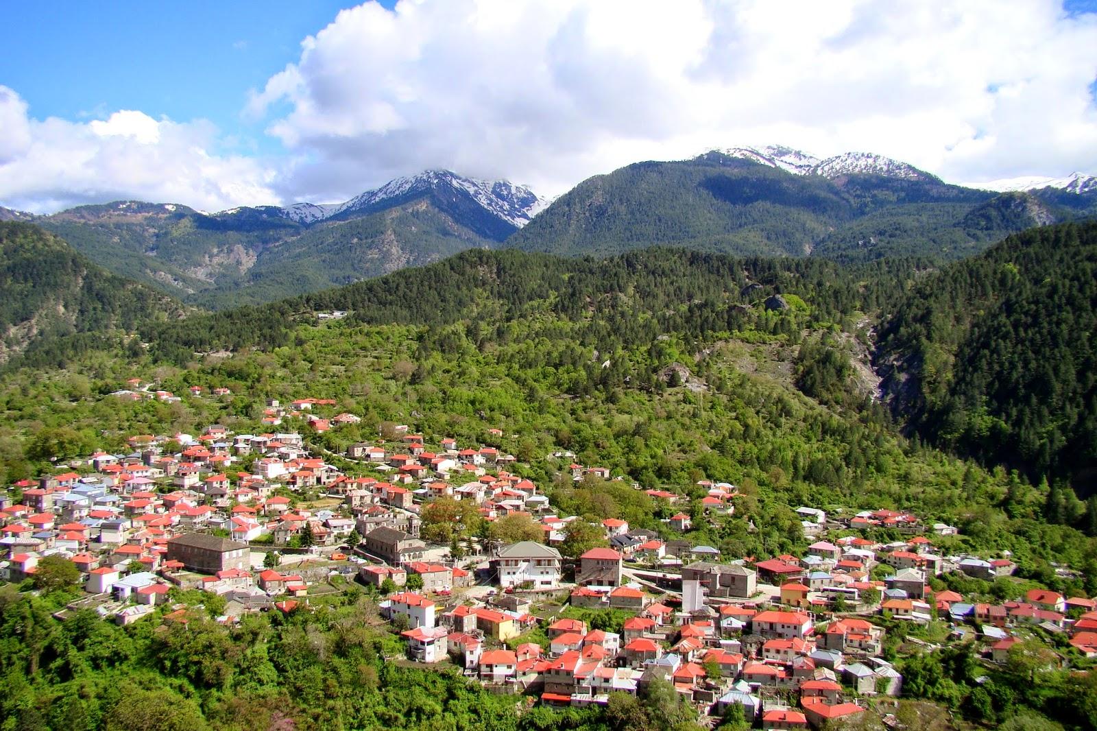 Ήπειρος: 4 ήσυχα χωριά για να βρείς την...υγεία σου