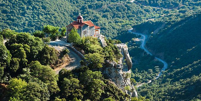 Τα ωραιότερα φαράγγια της Ελλάδας (φώτο)