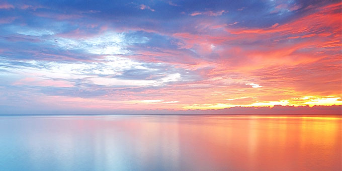 «Ταξίδι» στα 16 πιο όμορφα και ρομαντικά ηλιοβασιλέματα του κόσμου (Photos)
