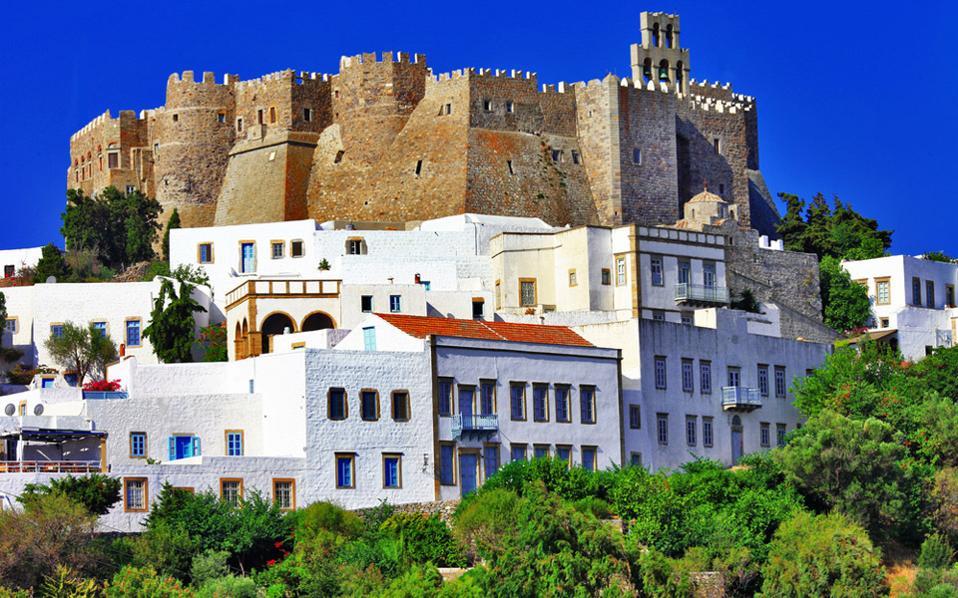 Οι Μεσαιωνικές καστροπολιτείες των ελληνικών νησιών