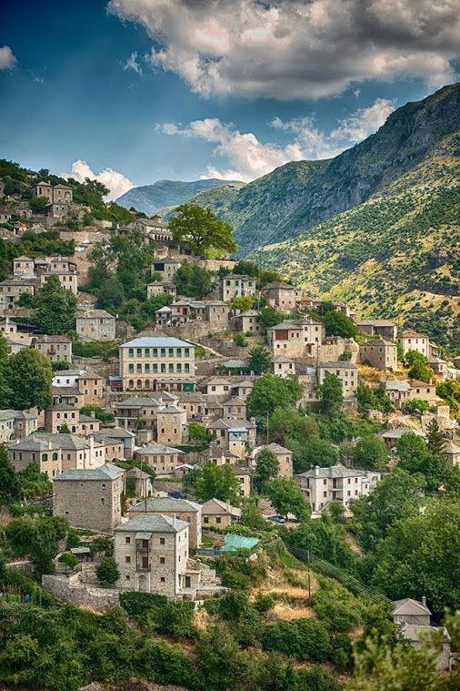Η ορεινή Ελλάδα μέσα από 15 ονειρικές φωτογραφίες