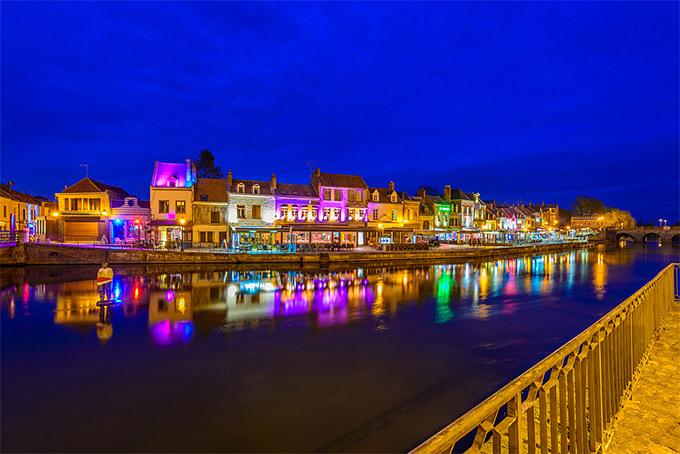 Αποτέλεσμα εικόνας για Amiens (Αμιάν, ή Αμιένη)