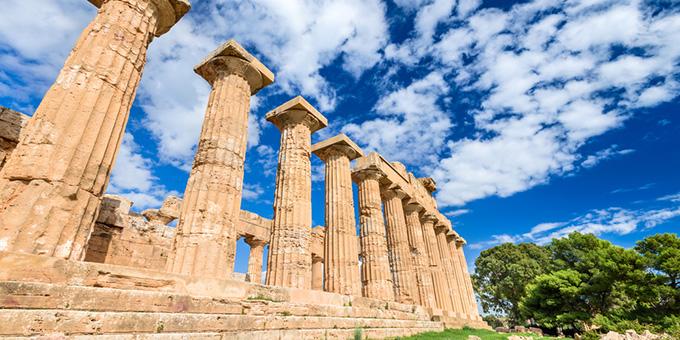 """Το νησί που """"παντρεύει"""" την Ελλάδα με την Ιταλία"""