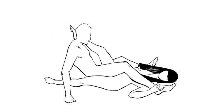 Σέξι αλλά και δυναμικές στάσεις για να τον τρελάνεις